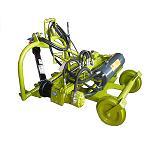 Fotografia de Corbins presenta una m�quina multifuncional per a les males herbes