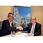 Picture of K�mmerling, new �Sponsor Silver' of the World-wide Congress of Edificaci�n Sustainable