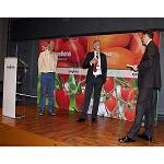 Picture of Syngenta Gathers in Almer�a the segment of tomato for snack