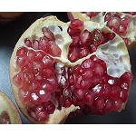 Picture of Pomegranates of high quality and with beneficial properties for the consumer by means of treatments ecosostenibles of pre and postharvest
