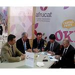 Picture of The agreement of Afrucat Cajamar translates  in more than 100 million euros in investments