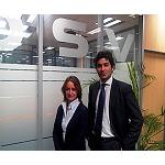 Picture of DSV Air & Was appoints to Victoria new Pigeon director of the Delegation of Madrid
