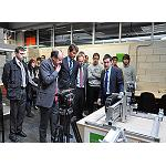 Picture of A printer 3D efficient, winner of the First Competition MachineStruxure of Schneider Electric