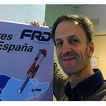 Picture of Interview to Alfredo Gonz�lez, director of FRD Europe in Spain