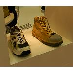 Picture of Panter Shows in Sicur 2014 the advantages of his safety footwear �Skyline'