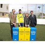 Picture of The Consell and Ecoembes set up the campaign �The Recycling joins us'