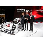 Picture of Porsche Presents DMG MORI like �partner premium' in Ginebra