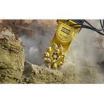 Picture of Atlas Copco adds milling machines to his range of implementos hydraulics