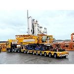 Picture of Ulferts & Wittrock Expands his fleet with the new gondola Nooteboom MCO-PX