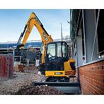 Picture of Avalanche of novelties of JCB in the fair Conexpo 2014