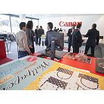 Picture of Canon discovers to the professionals of the graphic arts the new opportunities of business in the market of impressesion