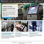 Picture of Videojet Launches a full global website of information