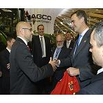 Picture of 'The Red' marked the presence of Massey Ferguson in FIMA