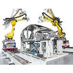 Picture of 360� Smart Inline Measurement Solutions, the answer of Hexagon Metrology for the sector of the car