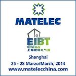 Picture of Matelec EIBT China 2014 equalises the business participation of his previous edition