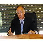 Picture of Jos� Luis Urquijo, president of the committee organiser of Figan 2015