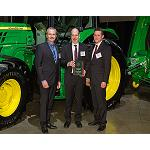 Picture of Ficosa Obtains the recognition as 'partner-provider' of John Deere