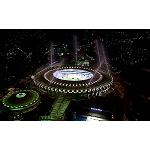 Picture of �Lighting the talent' for the Glass of the World of the Fifa Brazil 2014
