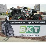 Picture of BKT Chooses Network Moon Marketing for the management of the activities related with the events Monster Jam