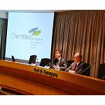 Picture of Presented the act of constitution of ChemMed Tarragona