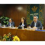 Picture of It is cream the first Head office of Shopping of Power for the regad�o in Spain