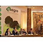 Picture of The V Forum of Asegre debate on the situation of the industrial waste