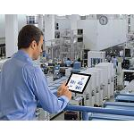 Picture of Siemens does reality the on-line management of the factories