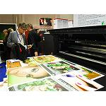 Picture of More than 50 new display units inscribed in Fespa Digital 2014