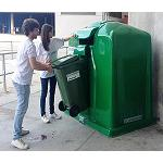 Picture of Alimentary 2014 recycles 64.000 bottles of glass