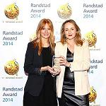 Picture of Careers wins the Randstad Award 2014 in the Logistical category