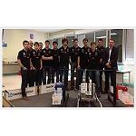 Picture of Fagor Arrasate Sponsors the robotics advanced