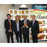 Foto de Maheso recibe en Alimentaria el reconocimiento de Sabor del A�o 2014