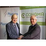 Picture of PlascticsEurope And the Foundation Conama sign an agreement of collaboration