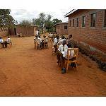 Picture of Power Without Borders (ESF) carries solar power to orphan students of the HIV/Sida in Kenia