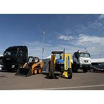 Fotografia de Les marques de CNH Industrial recolzen la campanya de la FIA �Action for Road Safety�