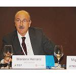 Picture of Interview to Mariano Herranz, president of Atef