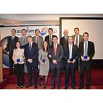 Picture of The Spanish Centre of Logistics delivers the Prizes CEL 2014