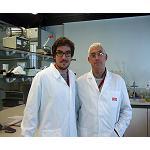 Foto de Entrevista a Christian Larrigaudi�re y Jordi Gin�, investigadores del Subprograma de Fisiolog�a y Tecnolog�a Poscosecha del IRTA