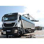 Picture of Iveco Delivers in Ferrol the first Stralis GNL that goes to operate in Galicia