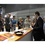 Picture of Tecnalia presents in the BIEMH 2014 his vision of the �factory of the future'