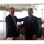 Picture of Fair of Saragossa and Ansemat renew his agreement of collaboration until 2022