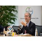 Foto de Patrick Thomas, CEO de Bayer MaterialScience, presenta la estrategia de sostenibilidad de la compa��a y sus retos de futuro