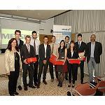 Picture of Entrega del Premio Messer a estudiantes de la URV