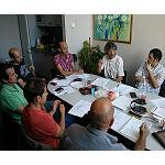 Foto de La nueva junta directiva de Anetva celebra su primera reuni�n en Madrid