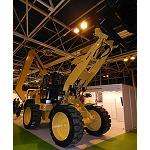 Fotografia de Barloworld Finanzauto demuestra en SRR la fortaleza de Caterpillar en el sector del reciclaje