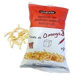 Picture of Azti y Celig�eta se al�an para lanzar los Palitos de Patata sabor k�tchup con Omega 3 y 6