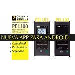 Fotografia de Chauvin Arnoux lanza una nueva aplicaci�n de control para los registradores PEL 100
