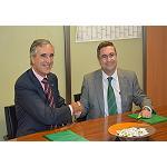 Foto de MANN+HUMMEL IB�RICA renueva el acuerdo de patrocinio con el Stadium Casablanca para la temporada 2014-2015
