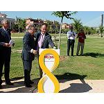 Foto de El Ministerio de Agricultura, Alimentaci�n y Medio Ambiente y el Ayuntamiento de Sevilla abren el parque del r�o Guada�ra a los ciudadanos
