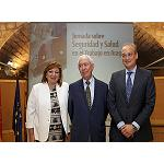 Picture of El Gobierno de Arag�n y Aenor impulsar�n la seguridad y salud en el trabajo en las empresas